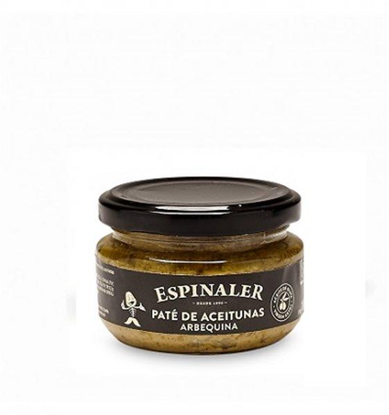 Paté de Aceitunas Arbequinas Espinaler 100 gr.