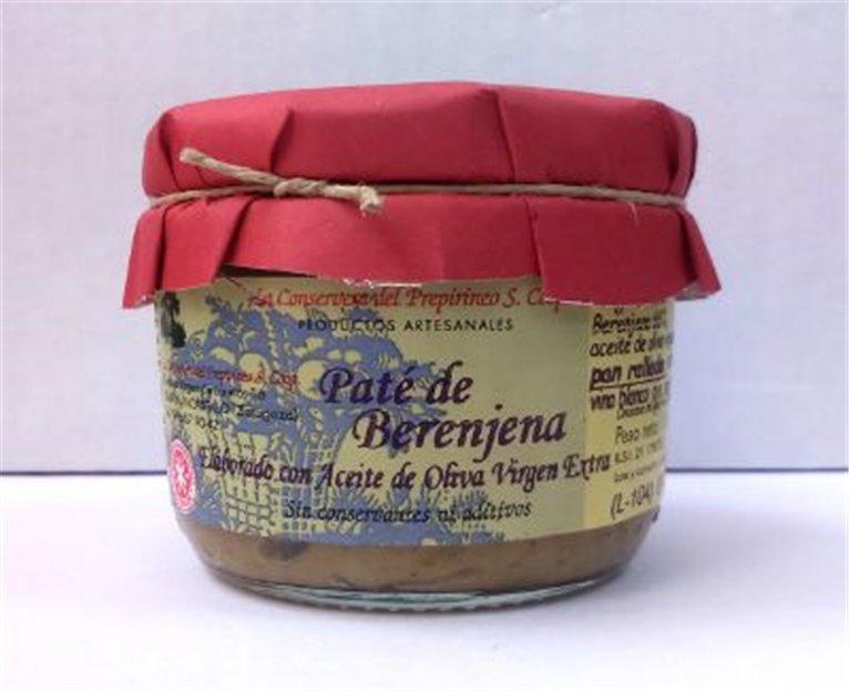 Paté de Berenjena Uncastillo, 1 ud