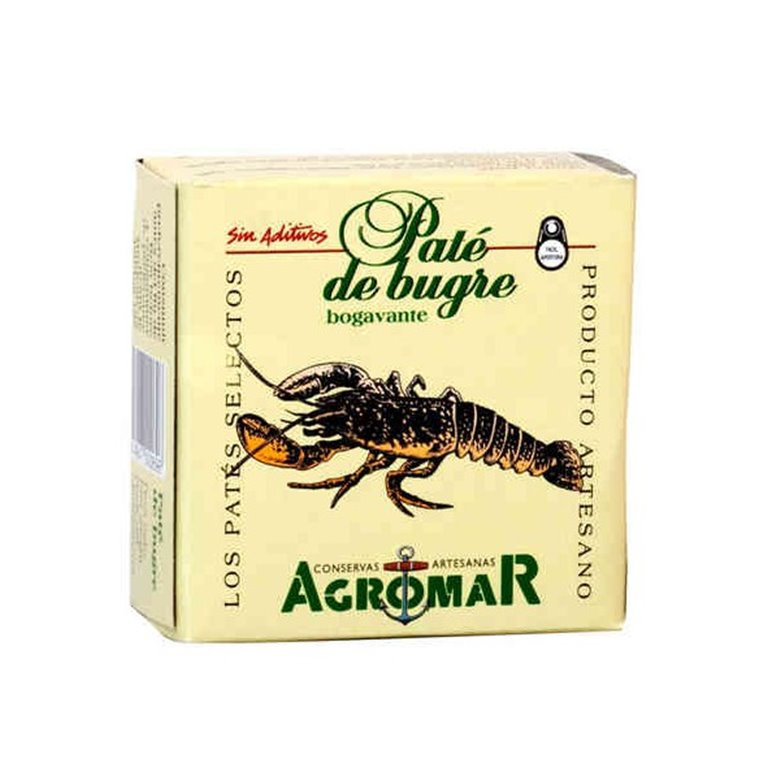 Paté de Bogavante Agromar 100 gr., 1 ud