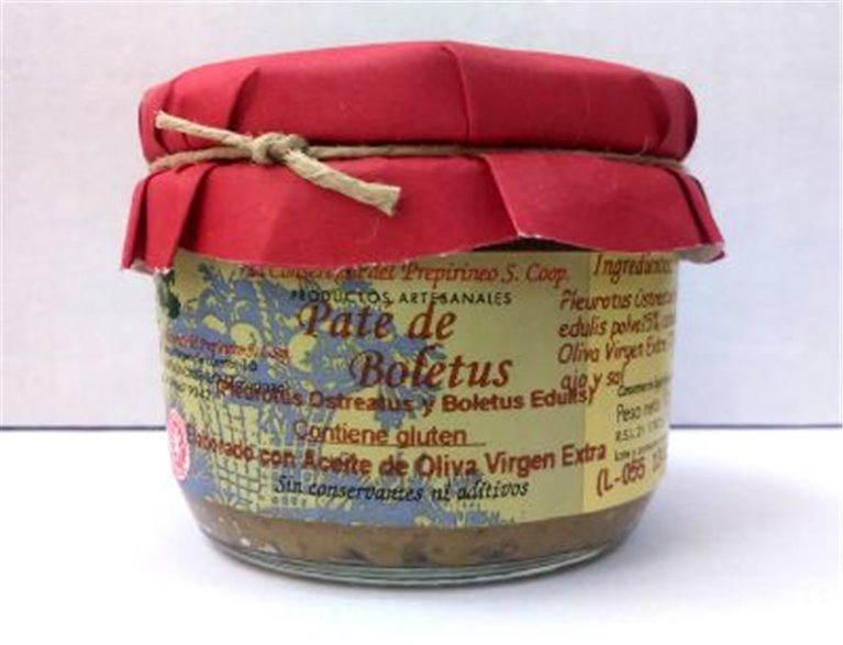 Paté de Boletus Uncastillo, 1 ud