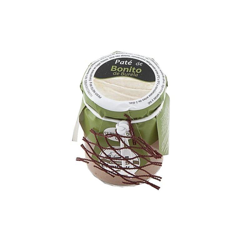 Paté de Bonito de Burela con Aceite de Oliva Extra. Conservas Chanquete