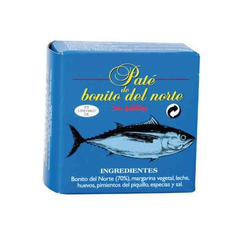 Paté de Bonito del Norte Agromar 100 gr., 1 ud