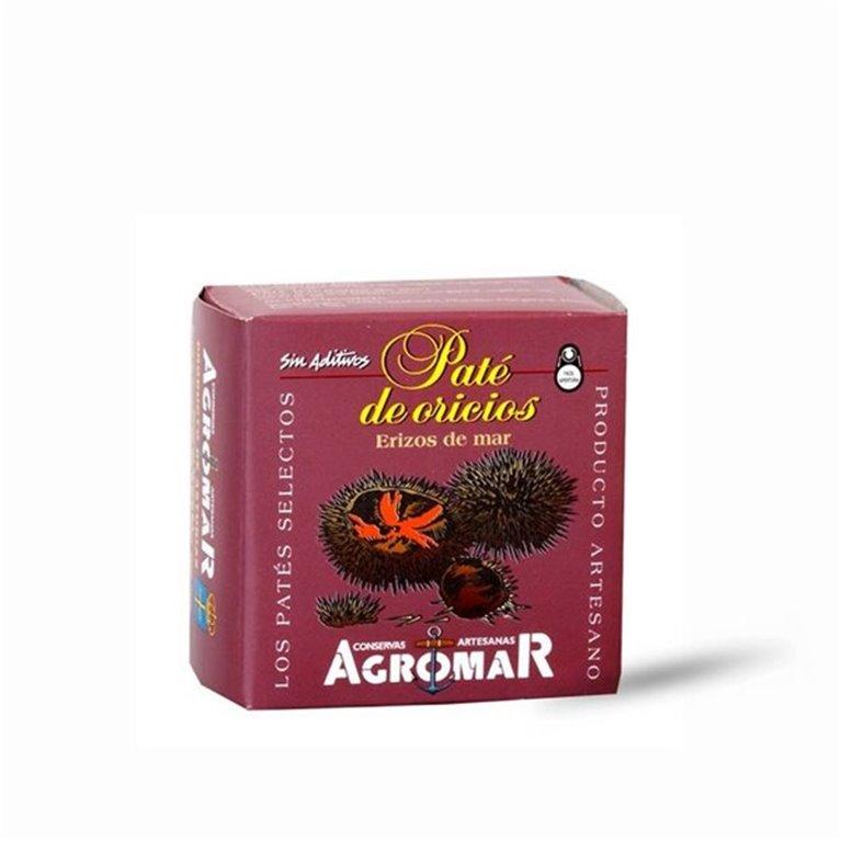 Paté de Oricios (Erizos de Mar) Agromar 100 gr.