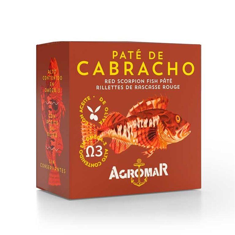 Paté de Cabracho Agromar