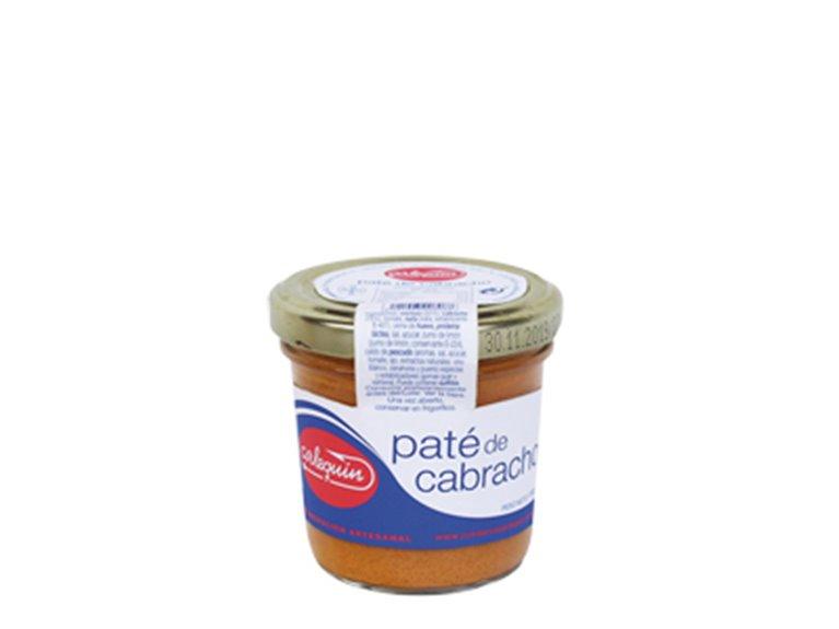 Paté de Cabracho Arlequín, 1 ud