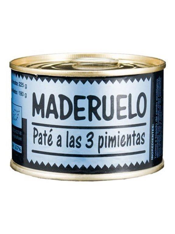 Paté De Cerdo Ibérico a la Pimienta, 230 gr