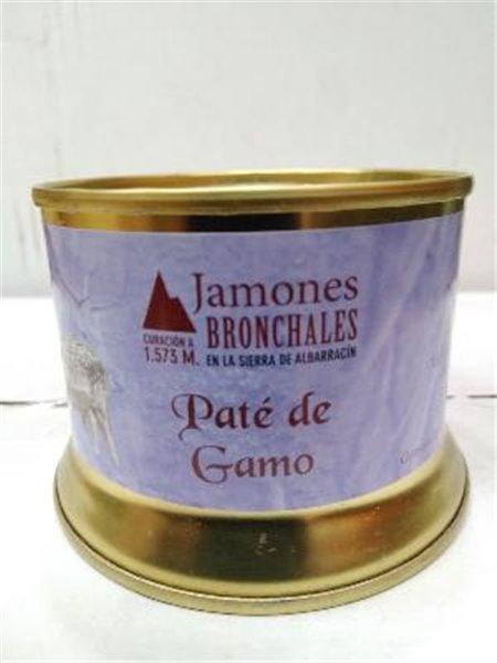 Paté de gamo Bronchales