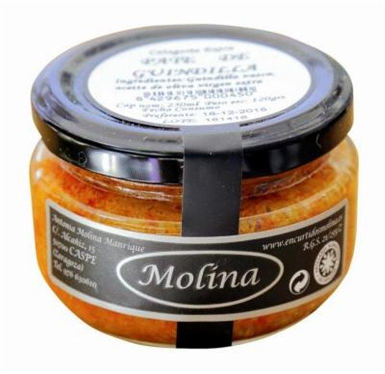 Paté de guindilla Molina, 1 ud