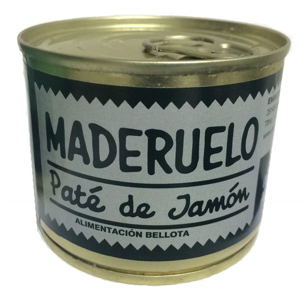 Paté de Jamón Ibérico