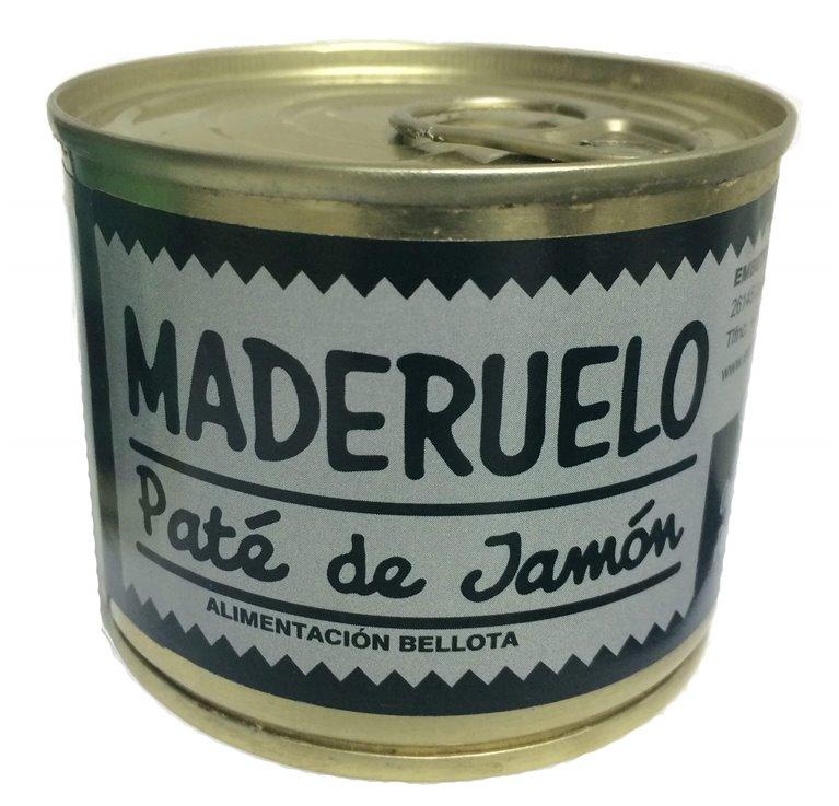 Paté de Jamón Ibérico, 230 gr