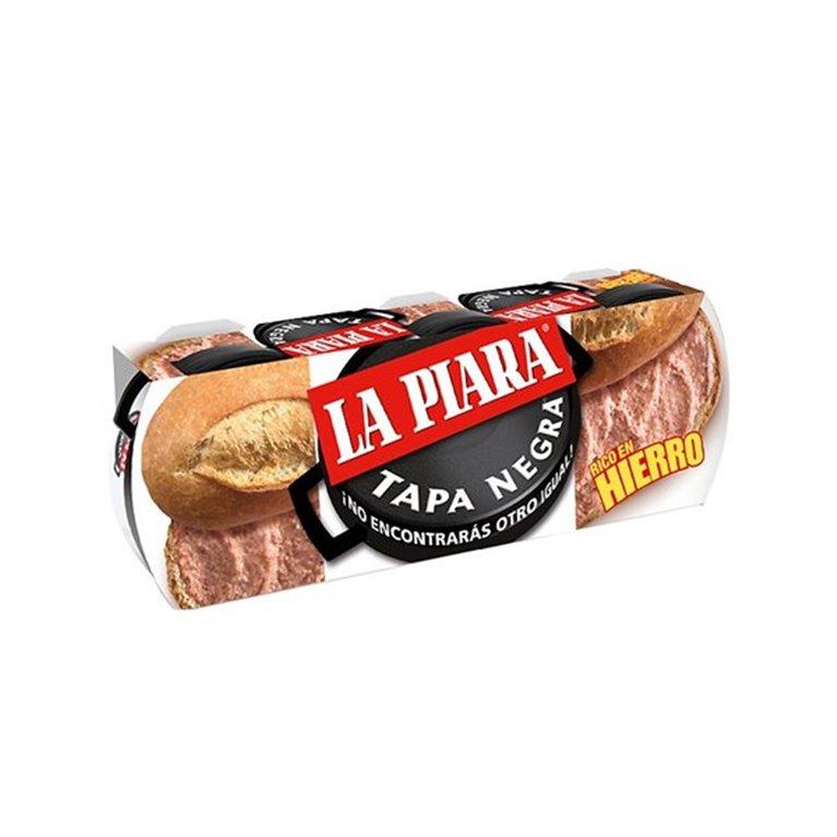 Paté de La Piara Tapa Negra