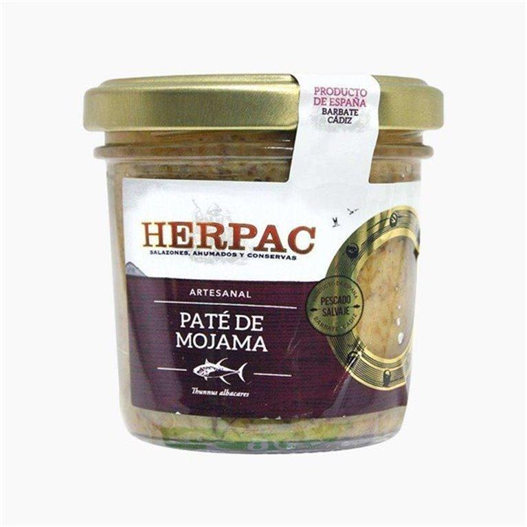 Paté de Mojama Artesanal 105 g Herpac
