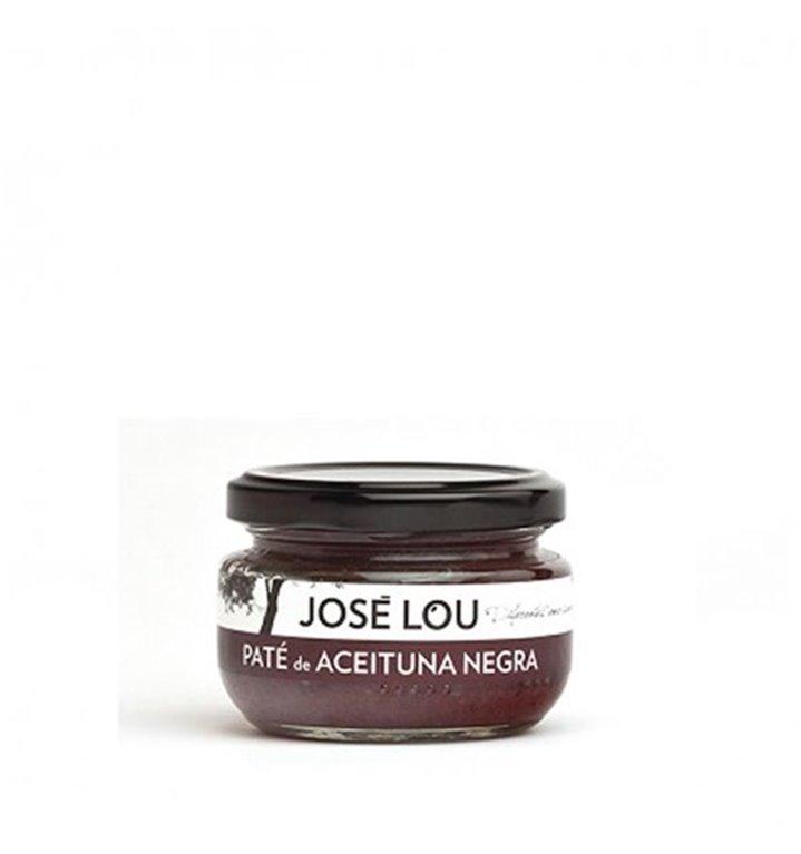 Paté de Oliva Negra José Lou