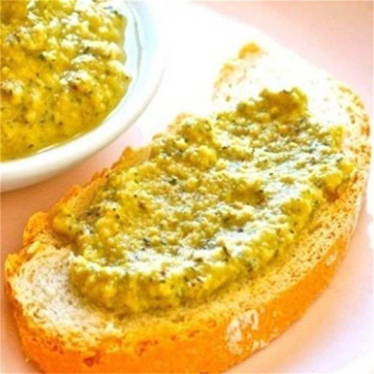 Paté de olivas verdes del Bajo Aragón