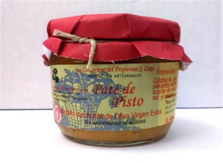 Paté de pisto Uncastillo, 1 ud