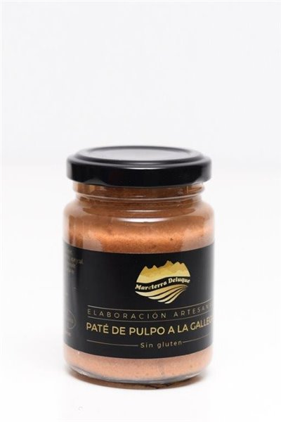 Paté de Pulpo a la Gallega