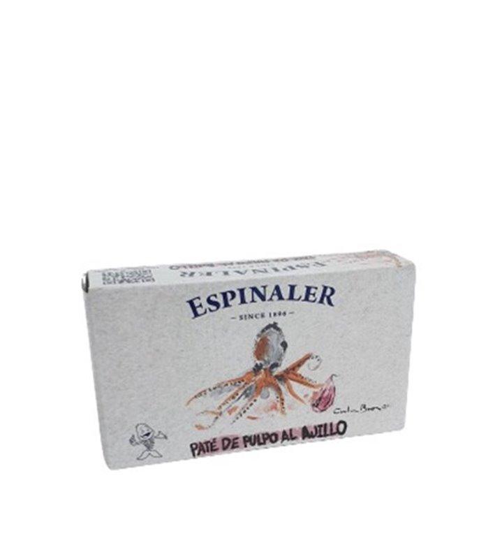 Paté de Pulpo al Ajillo Espinaler