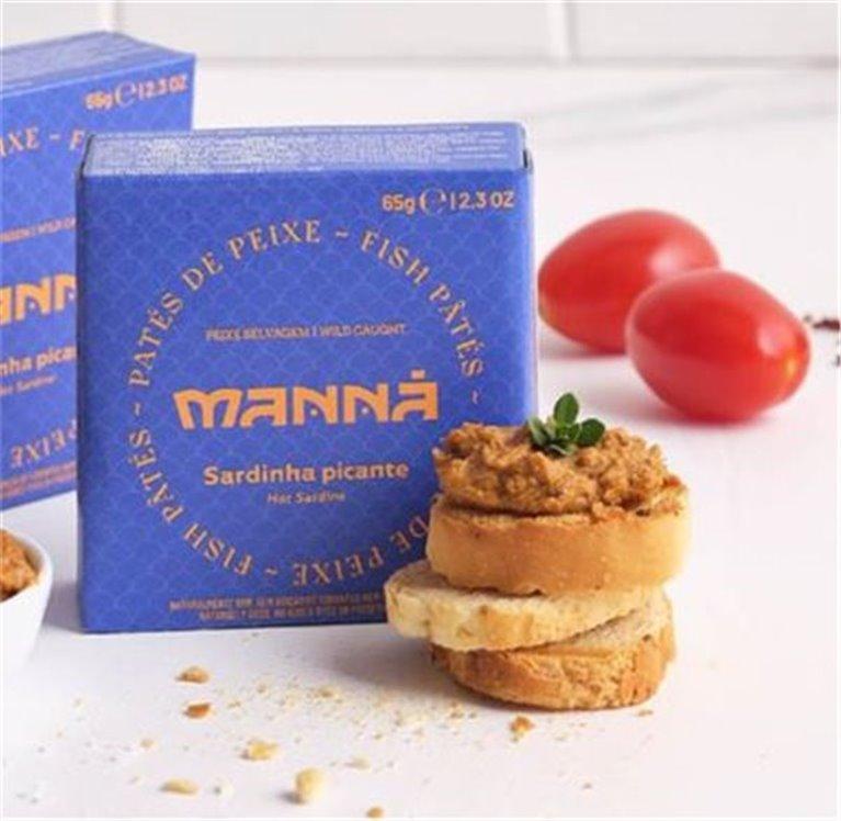 Good Boy Spicy Sardine Pate