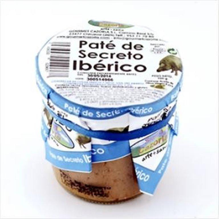 Pate de secreto iberico, 1 ud
