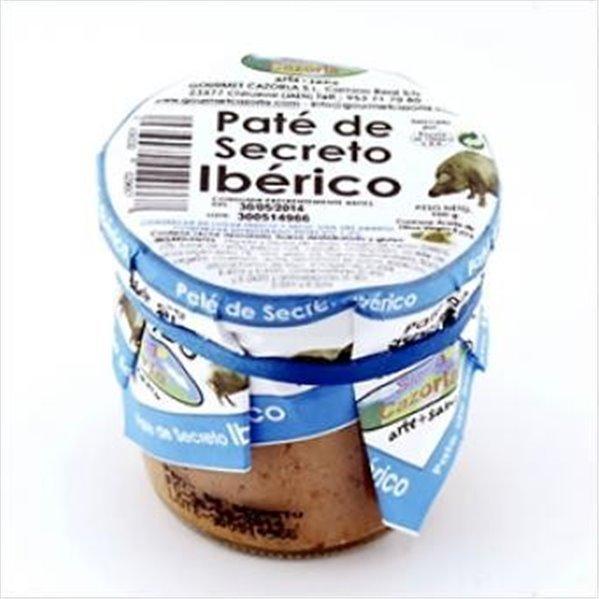Pate de secreto iberico