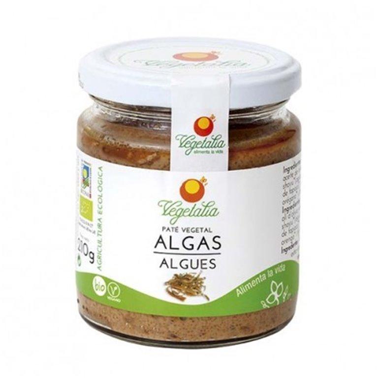 Pate De Tofu Algas