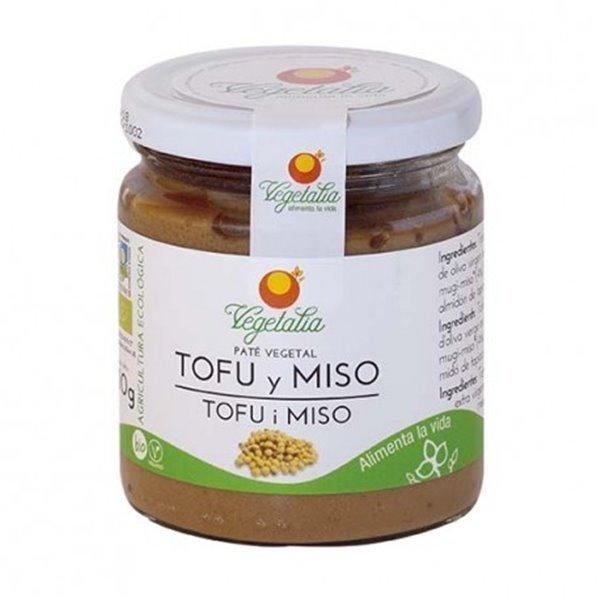 Pate De Tofu/Miso