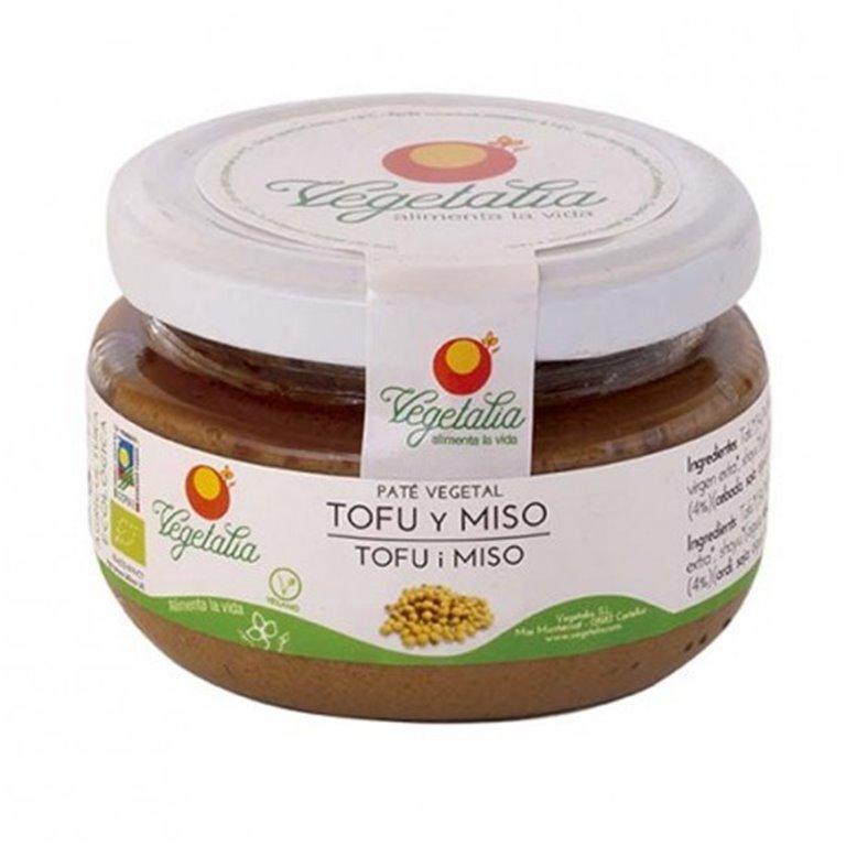 Pate De Tofu Miso, 1 ud