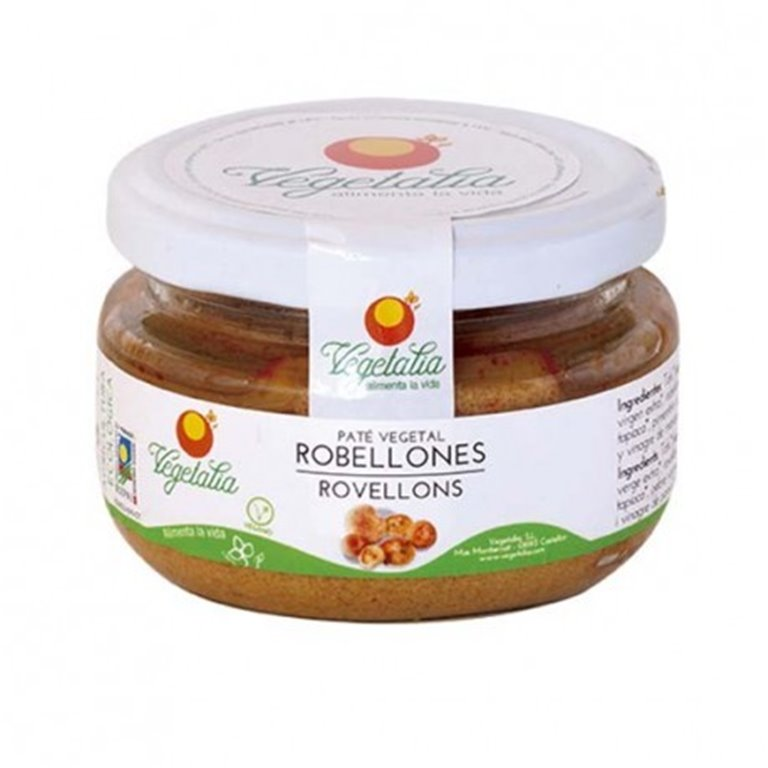 Pate De Tofu Rovellones