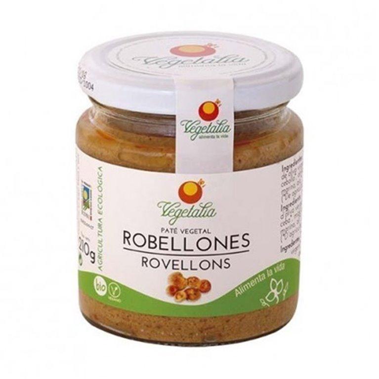 Pate De Tofu Rovellons