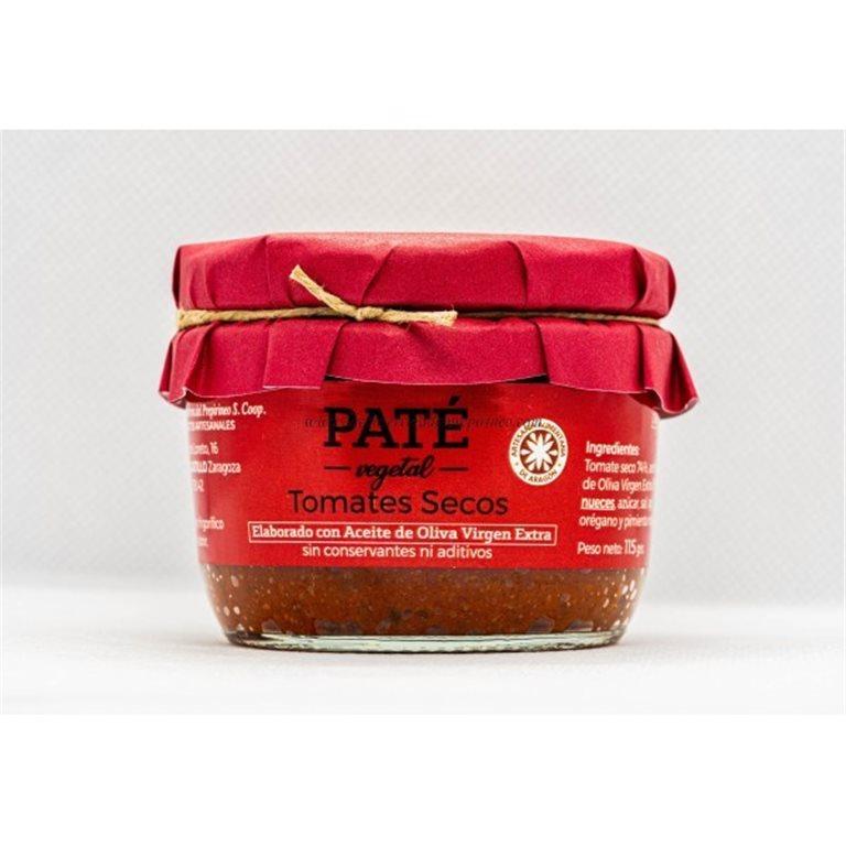 Paté de tomates secos Uncastillo