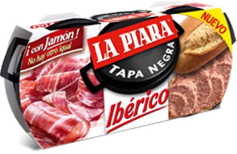 Paté Ibérico de La Piara