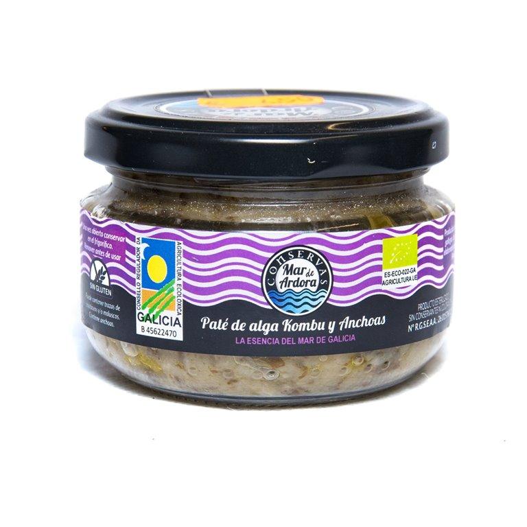 Paté Kombu + anchoa