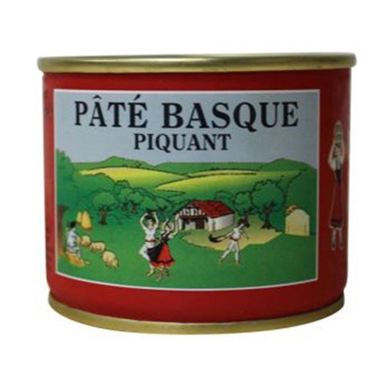 "Paté Vasco picante ""Maritchu"" 130 grs."