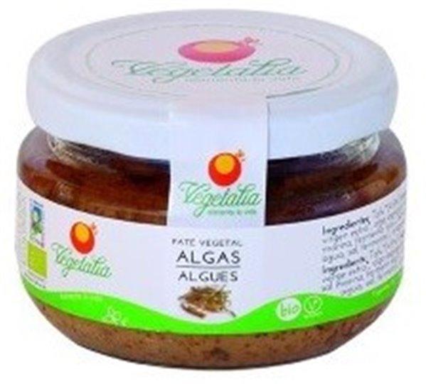 Paté Vegetal de Algas Bio 110g