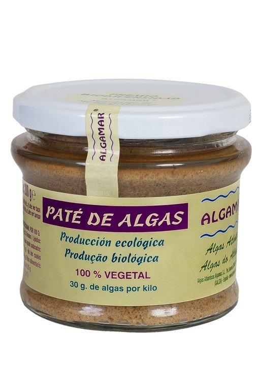 Paté Vegetal de Algas Bio 180g