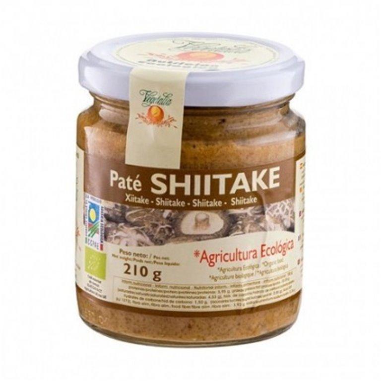 Pate Vegetal De Shitake