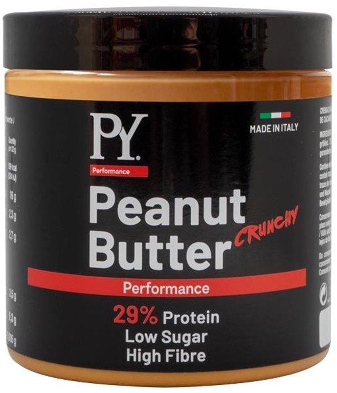 Peanut butter Crunchy (bote 250 gr)