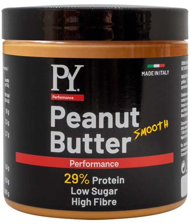 Peanut butter Smooth (bote 250 gr)