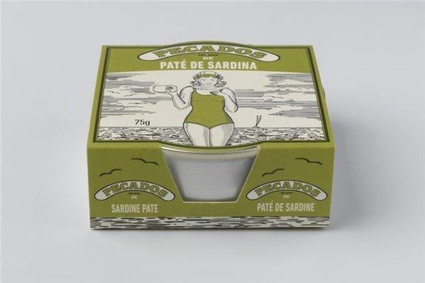 Pecados - Paté de Sardina