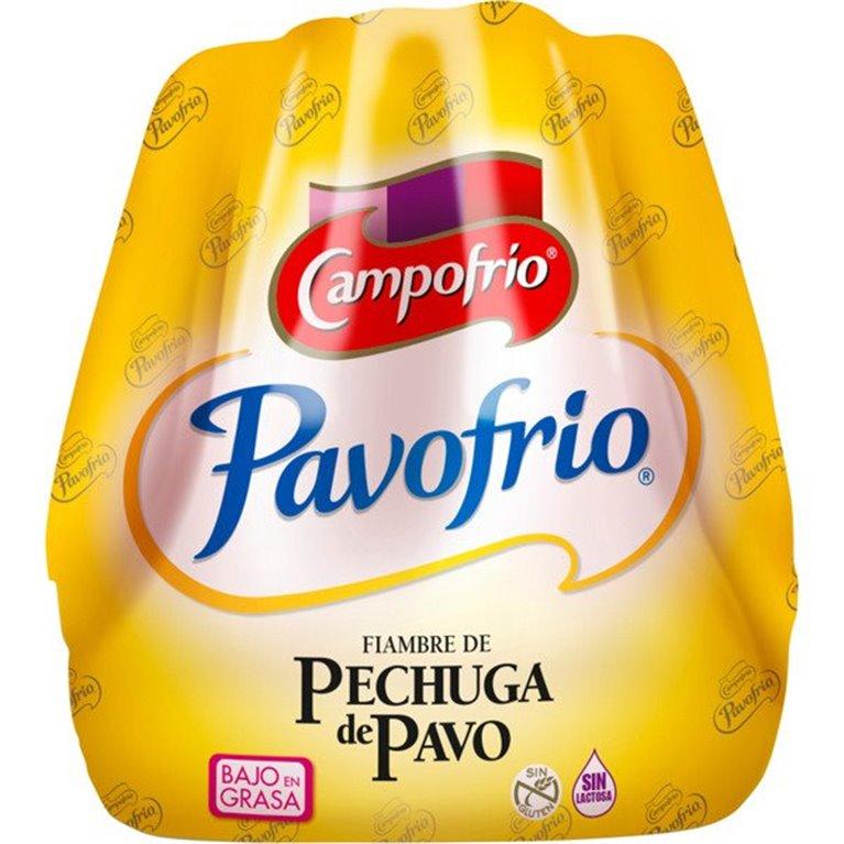Pechuga de pavo Campofrío