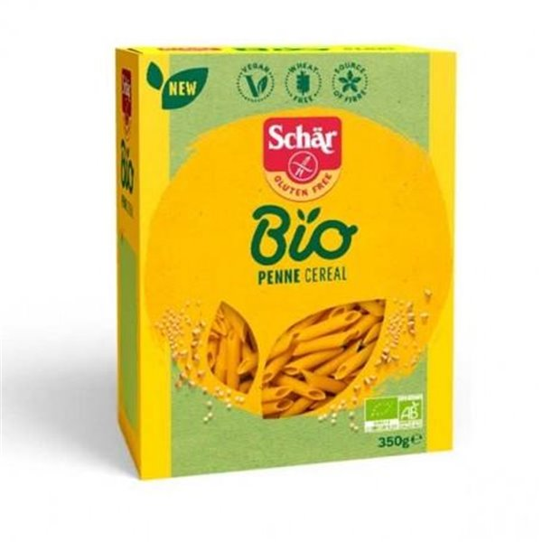 Penne Multicereales Sin Gluten Bio 350g