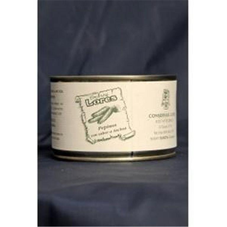 Pepinillos Lores sabor anchoa