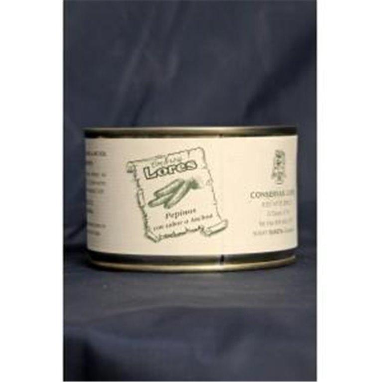 Pepinillos Lores sabor anchoa, 1 ud