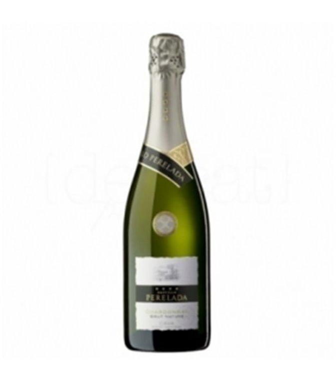 Perelada Brut Nature Chardonnay 75cl. Perelada. 6un.