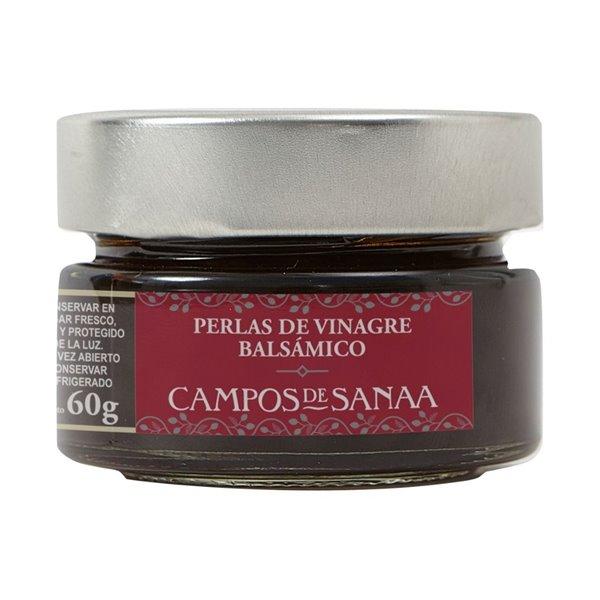 Perlas de Vinagre balsámico Campos de Sanaa