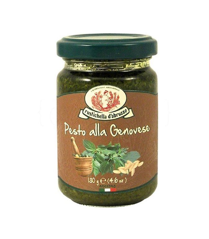 Pesto alla Genovese 130gr. Rustichella D'abruzzo. 12un.