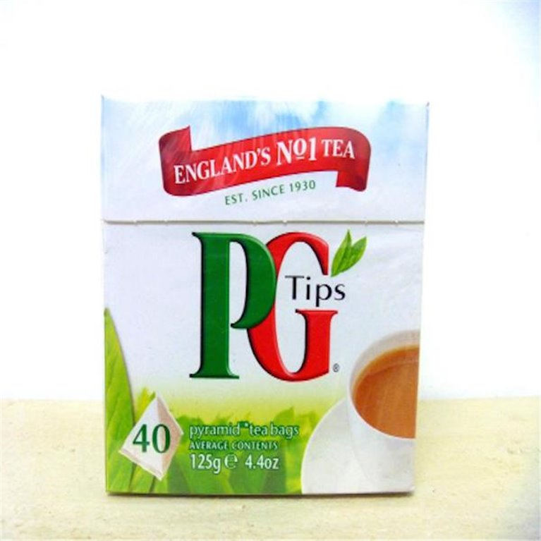 Pg tips 40 bolsas