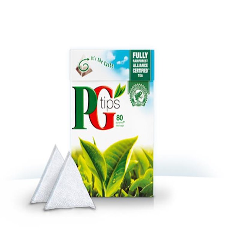 Pg tips 80 bolsas