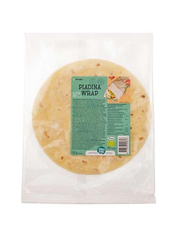 Piadina Wrap S/G Vegan, 1 ud
