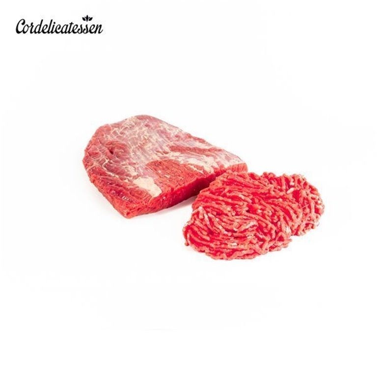 Picada de ternera, 500 gr